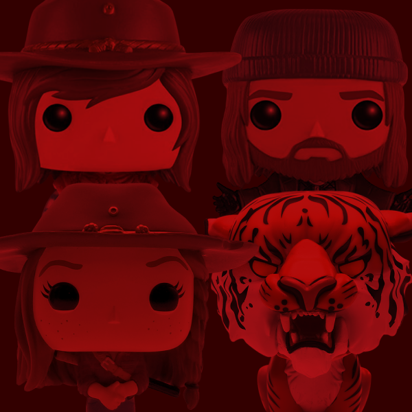 NEW & EXCLUSIVE FUNKO POPS!