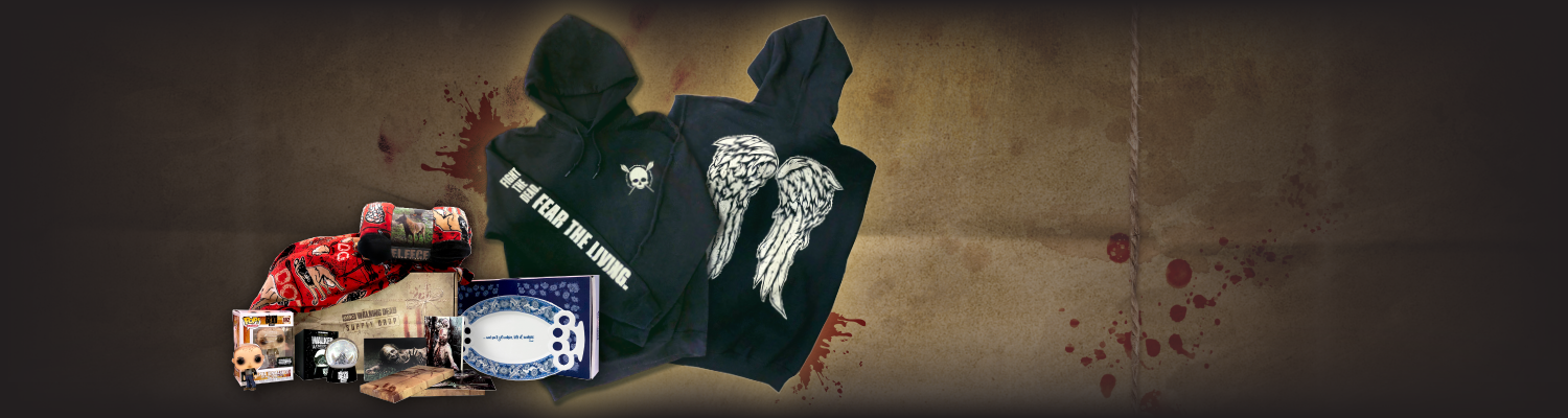 Get the Daryl Dixon Winged Hoodie For Only